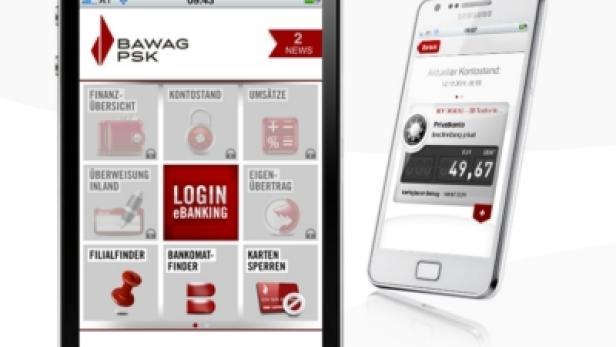 Bawag Psks Mobile Bank Filiale Kurierat