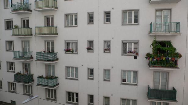 Wer Zahlt Die Sanierung Vom Balkon Kurier At