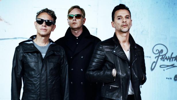 283e4b4c4afcac Depeche Mode stellen großes Wien-Konzert in Aussicht