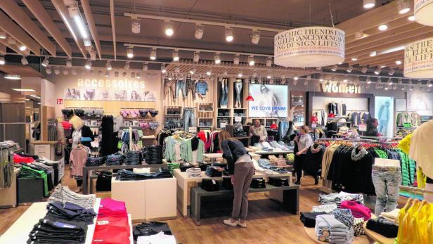 cbbc403e9970a0 Während viele Modeketten unter dem wachsenden Online-Geschäft leiden