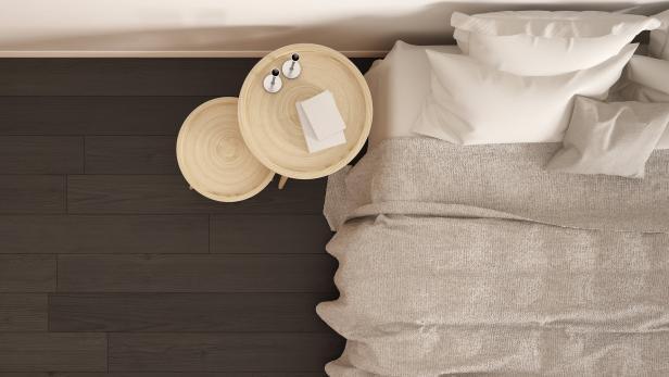 Feng Shui Darum Sollte Das Bett Nicht An Der Wand Stehen Kurier At