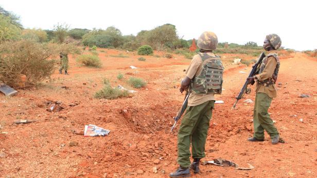 Anschläge Kenia
