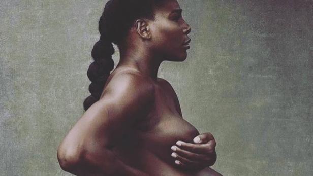 Serena  nackt