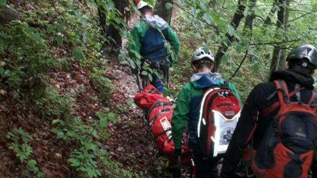 Klettersteig Oberösterreich : OÖ steirerin stürzte von klettersteig in den tod kurier at