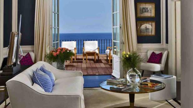 Fast Privater Luxus: Kleine Hotels Mit Flair. Hotel In Capri