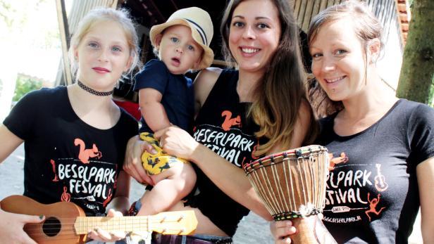 Line Up fr das Festival 2017 komplett - Stadtgemeinde Mank