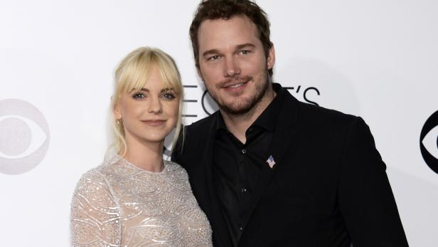 Chris Pratt Ehefrau
