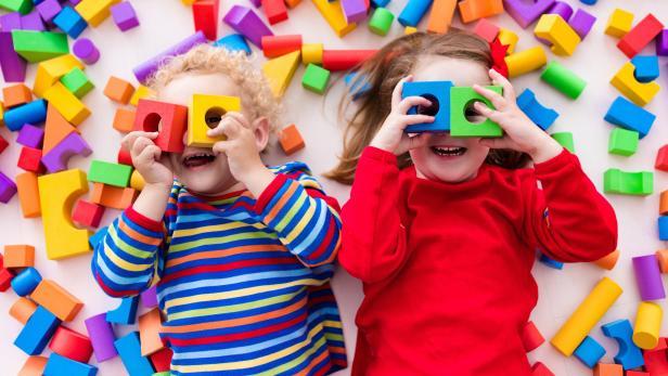 Kinder Spielen Für Kinder