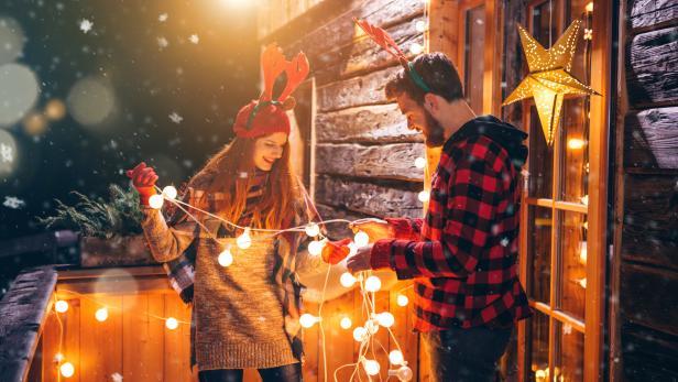 Weihnachten: Wer Wohnung früh dekoriert, ist glücklicher | kurier.at