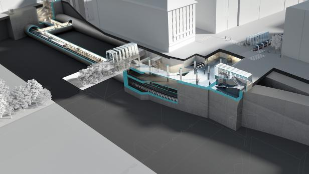 Wien U2 Kernstrecke Ab 2019 Zwei Jahre Lang Gesperrt Kurierat