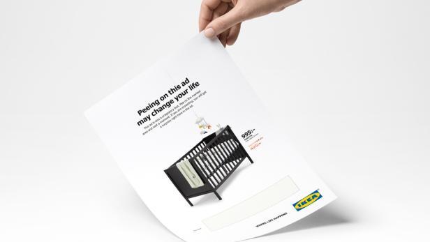 Auf Katalog Pinkeln Ikea Lockt Schwangere Mit Rabatt Kurier At