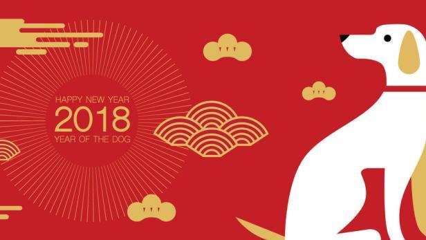 Chinesisches Neujahr 2018: Im Zeichen des Hundes | kurier.at