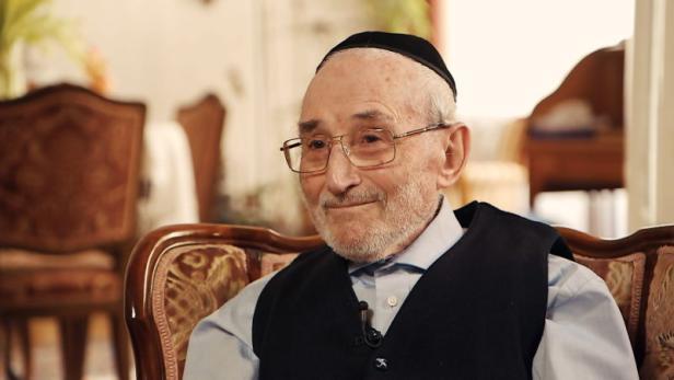 Aba Lewit (94) hat sieben KZs überlebt.