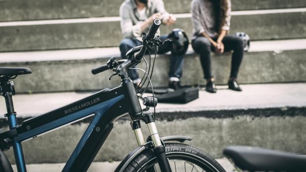 Damit es auf dem E Bike rund läuft | kurier.at