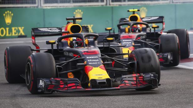 Formula 1 World Championship 2018