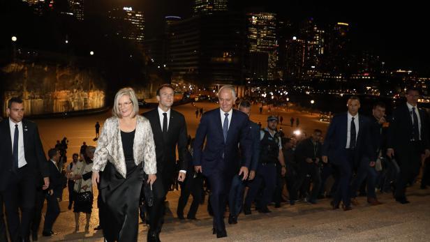 AUSTRALIA-FRANCE-DIPLOMACY