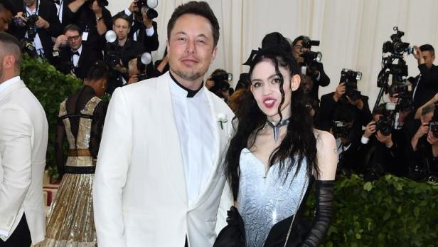 Freundin Elon Musk