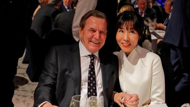 Gerhard Schroder Hat Zum Funften Mal Geheiratet Kurier At