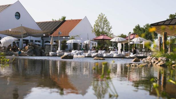 Strandhaus Mörbisch Lockt An Den Neusiedler See Kurierat