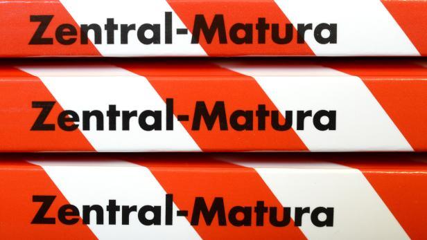 Zentralmatura Für Vergleichbarkeit Brauchts Gleiche Bedingungen