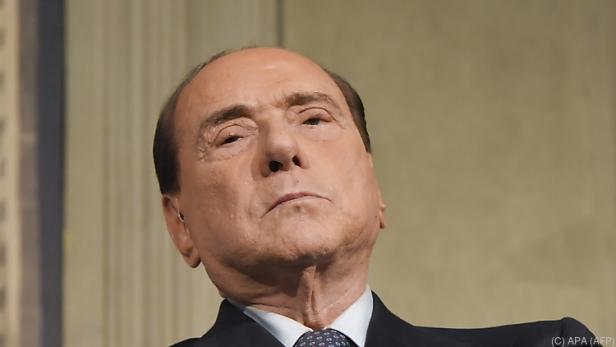 Berlusconi bestreitet