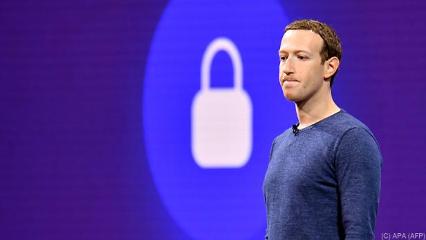 Zuckerberg sieht sich mit einer Klage konfrontiert
