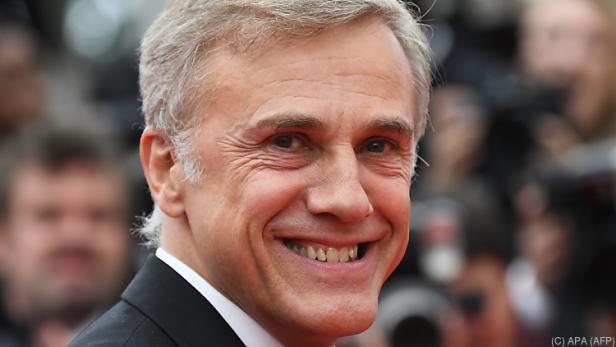 Christoph Waltz ist Jurymitglied bei den 75. Filmfestspielen Venedig