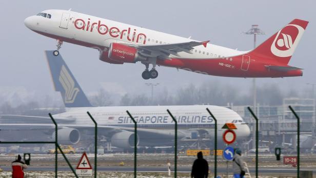 Air Berlin Bombendrohung