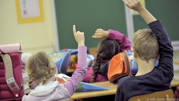 Insgesamt gibt es heuer österreichweit rund 1,11 Millionen Schüler