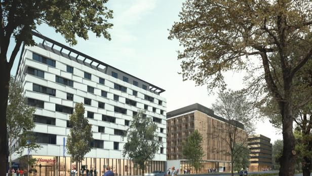 Hilton Hotel Gruppe Expansion In Osterreich Kurier At