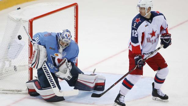 Zska Moskau Eishockey