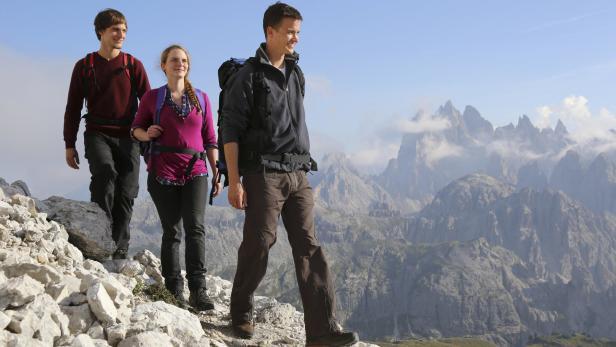 Am Berg zeigt sich oft, was Freundschaft wirklich wert ist