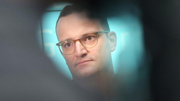 Cdu Minister Spahn österreich Ist Mahnung Nicht Vorbild Kurierat