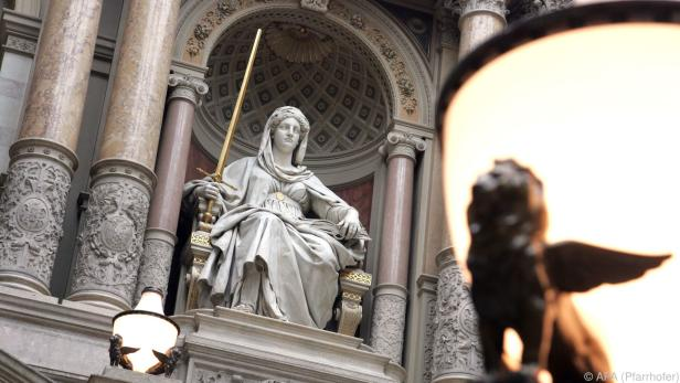 Prozess am Wiener Landesgericht