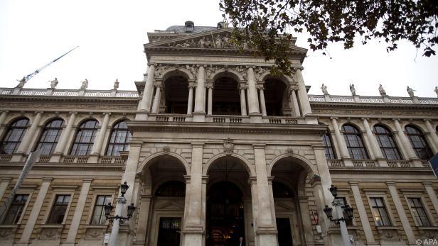 Die Universität Wien führt zum Teil Aufnahmeverfahren durch