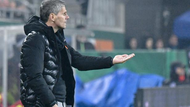 FUSSBALL TIPICO BUNDESLIGA / GRUNDDURCHGANG: SK RAPID WIEN - LASK LINZ