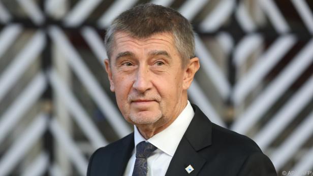 Babis hatte auch den globalen Migrationspakt abgelehnt