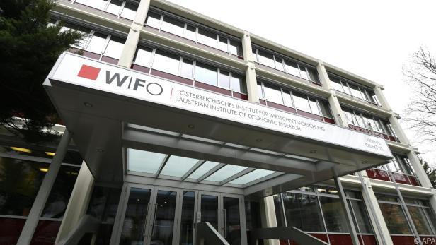 Das Wifo prognostiziert eine Abkühlung der Konjunktur