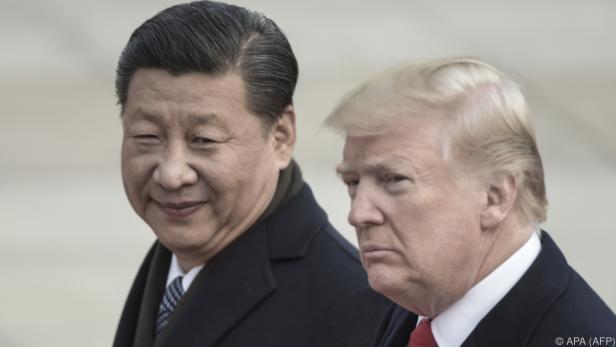 Xi und Trump hatten sich zuvor auf einen Waffenstillstand verständigt