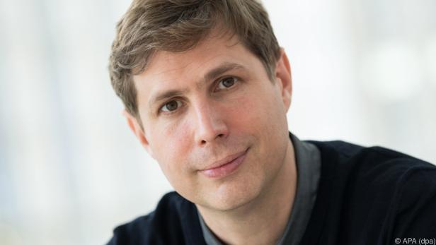 Daniel Kehlmann wurde am 13. Jänner 1975 in München geboren
