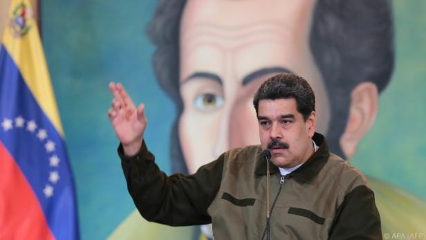 Nicolás Maduro hat das Land in den Abgrund geführt