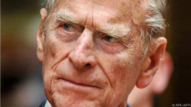 Prinz Philip blieb bei dem Unfall unverletzt