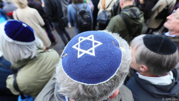 47 Prozent der Österreicher sehen Problem mit Antisemitismus