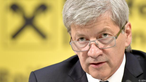 """RBI-Chef Johann Strobl sieht """"kein strafbares Verhalten"""""""