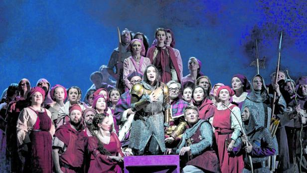 Oper Wenn Teenagersehnsüchte Zu Albträumen Werden Kurierat
