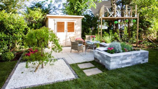 Outdoorküche Garten Obi : Jetzt wunschgarten im wert von 25.000 euro gewinnen kurier.at
