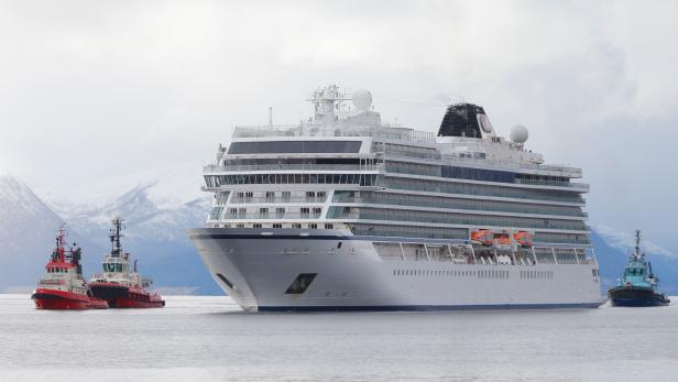NORWAY-TRANSPORTATION-SEA-ACCIDENT