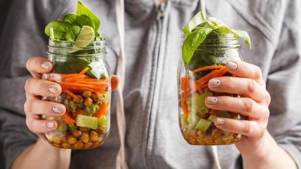 Hormonstörung Bis Depression Wie Gesund Ist Vegane Ernährung