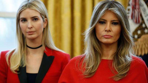 Ivana Trump Verrat Was Ivanka Wirklich Uber Stiefmutter Melania Denkt Kurier At