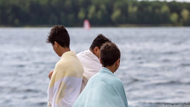Weniger unbegleitete minderjährige Flüchtlinge in Österreich
